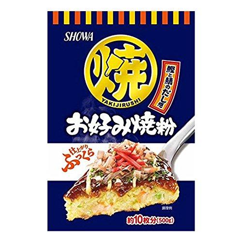 Showa Sangyo Okonomiyaki Mehl 500g