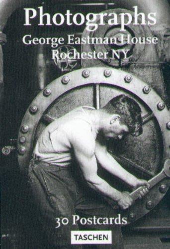 George Eastman House (PostcardBook, Photographs, George Eastman House, Rochester NY (Postcardbooks))