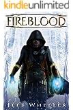 Fireblood (Whispers from Mirrowen Book 1)