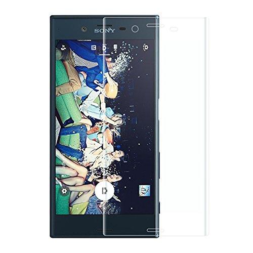 Sony Xperia X Compact 2.5D Panzerglas Schutzfolie Displayschutzfolie Screen Protector für Sony Xperia X Compact - 9H Hardness aus gehärtetem Glas
