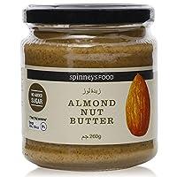 Spinneys Food Almond Butter - 270 gm