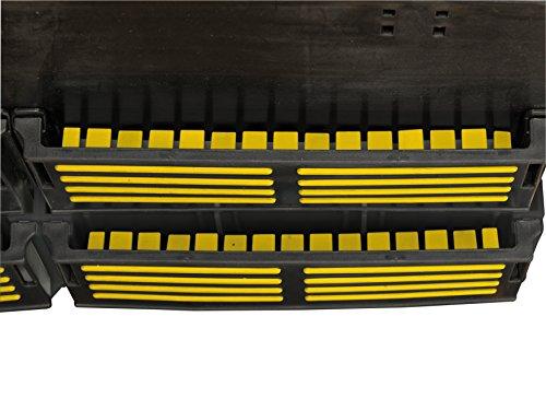 Stanley FatMax Werkzeugkoffer / Werkzeugbox (40x54x23.5cm, Werkzeugaufbewahrung mit Trolley und Teleskophandgriff, für Werkzeuge und Zubehör, fiberglasverstärkte Akkordeonstruktur) FMST1-72383 - 7