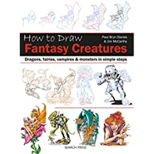 How to Draw Fantasy Creatures