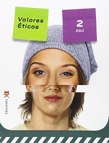 Valores Éticos 2º ESO (Somoslink) - 9788414004517