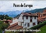 Picos de Europa - Wanderungen in und um den Nationalpark (Wandkalender 2017 DIN A3 quer): Bilder fantastischer Landschaften, entstanden bei ... (Monatskalender, 14 Seiten ) (CALVENDO Orte) - Sebastian Heinrich