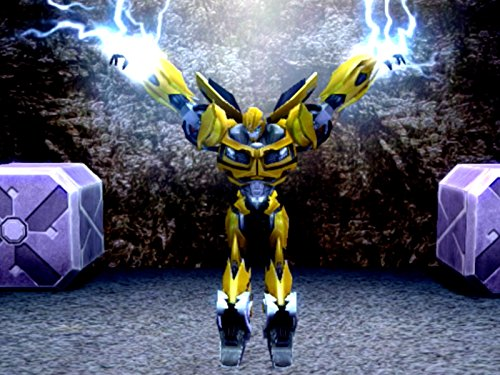 Clip: Bumblebee (Transformer Video Game)