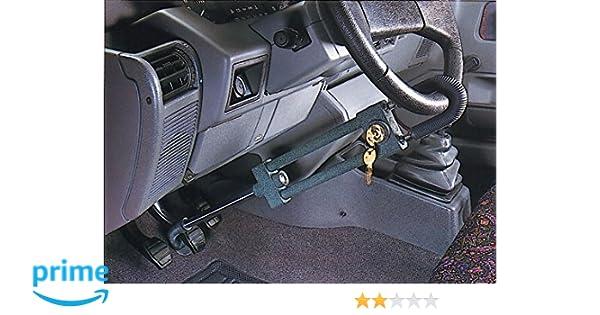 CORA 000103013 Furtostop Maxi Antifurto Blocca-Volante//Pedali per Auto