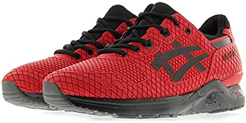 Asics - Gel Lyte Evo - Sneakers Homme Red-Black - US 10 - EUR 44 - CM 28