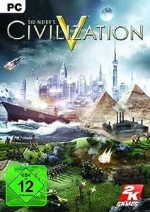 Sid Meier's Civilization V [PC Code - Steam]