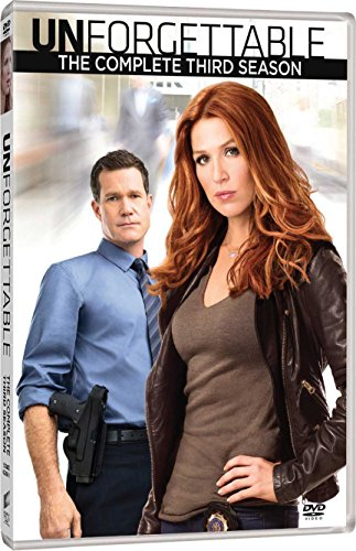 Unforgettable: Stagione 3 (4 DVD)