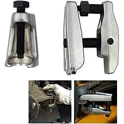 HG® Herramienta especial de 2piezas (Articulación Esférica Extractor Extractor Rótula de dirección (TRAG Articulación universal para muchos Auto Fabricante