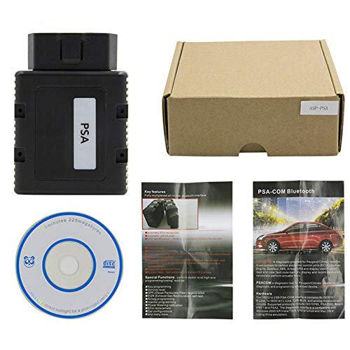 Lynn025Keats Wireless Psa-Com Psacom Obd2 Auto-Auto-Diagnose & Progarmming Werkzeug