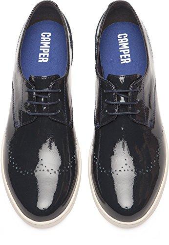 Camper  Uno, Sneakers Basses femme Bleu (Dark Blue 004)