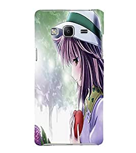 Perfect print Back cover for Samsung Z3