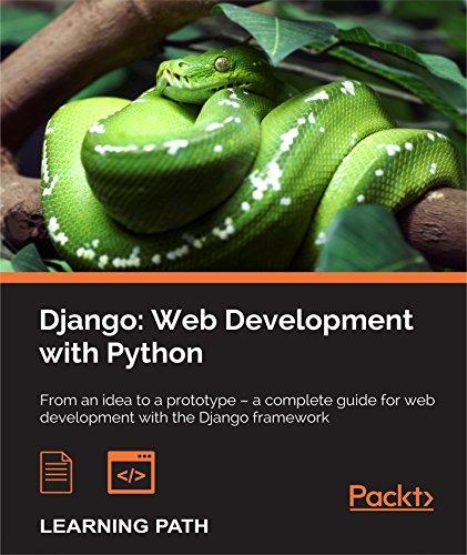 django-web-development-with-python