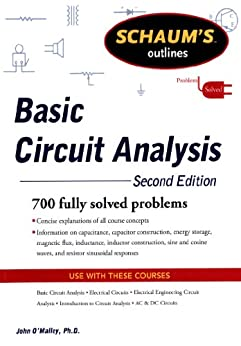 Schaum's Outline of Basic Circuit Analysis, Second Edition par [O'Malley, John]