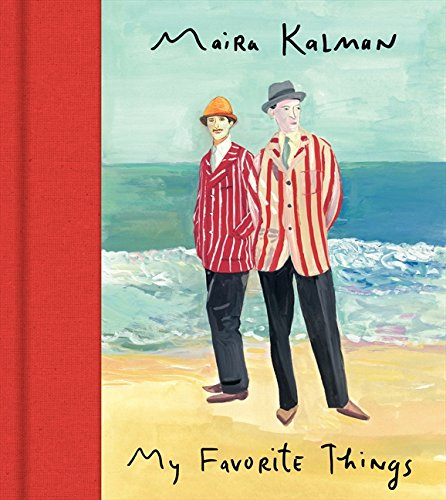 My Favorite Things por Maira Kalman