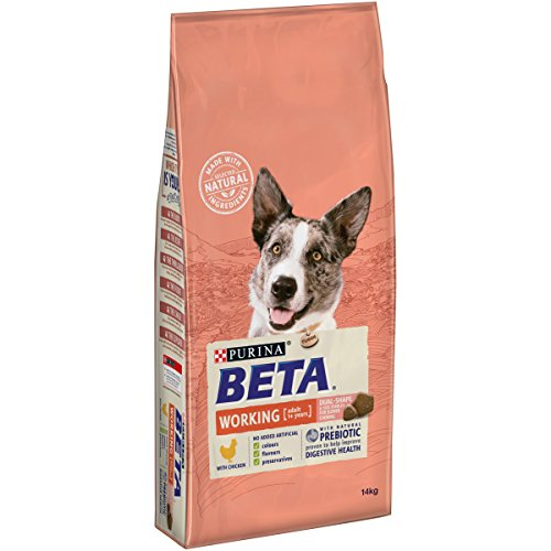 BETA Working Chicken Dry Dog Food, 14 kg