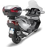 Givi Support Top Case Noir Monokey Valise Suzuki AN 650 Burgman