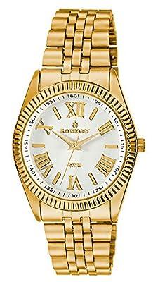 Radiant Reloj Análogo clásico para Mujer de Cuarzo con Correa en Acero Inoxidable RA307202 de Radiant
