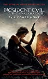 #7: Resident Evil: The Final Chapter (The Official Movie Novelization)