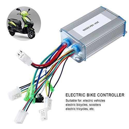 Luckystar-all star Controlador de batería de vehículo eléctrico de Modo  Dual sin escobillas de conversión de frecuencia 36V 48V 350W
