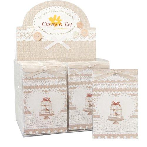 gz0041aromática almohadas, para armario armario aroma–Ambientador para coche con aroma de rosa)