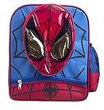 Best Preschool Backpacks - Batu Lee Spiderman 13 inch Blue-Red Waterproof Children's Review