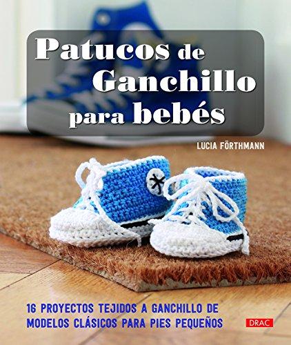 Patucos De Ganchillo Para Bebes