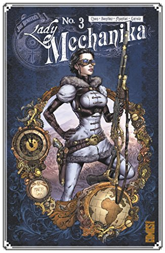 Lady Mechanika - Tome 03: La tablette des destinées par Marcia Chen