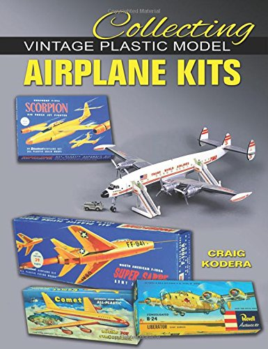 COLLECTING VINTAGE PLASTIC MODEL AIRPLAN