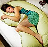 Coozly U LYTE Beige Pregnancy Pillow Fin...