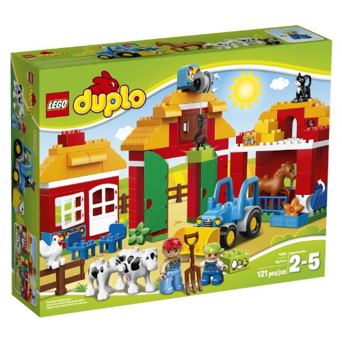 Duplo-LEGO-Ville-10525-Big-Farm