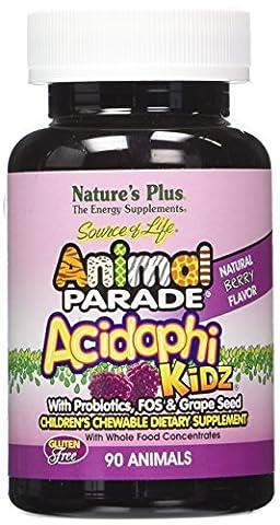 Source of Life® Animal Parade® AcidophiKidz® 90 Lutschtabletten