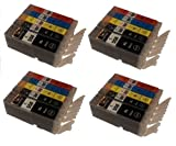 20 Tintenpatronen MIT CHIP für Canon mit FREIE FARBAUSWAHL IP 7200 Serie iP7250 ip8700 Serie iP8750 MG5400 Serie MG5450 MG 5500 Serie MG5550 MG5600 Serie MG5650 MG6300 Serie MG6350 MG6400 Serie MG6450 MG6600 Serie MG6650 MG7100 Serie MG7150 MG7550 iX6850 MX725 MX925 ersetzt PGI-550 und CLI-551 Pixma Serie mit Chip