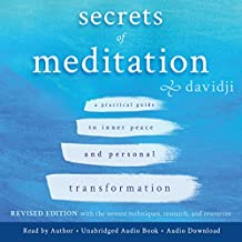 Secrets of Meditation: A Practical Guide to Inner Peace and Personal Transformation, Revised Edition