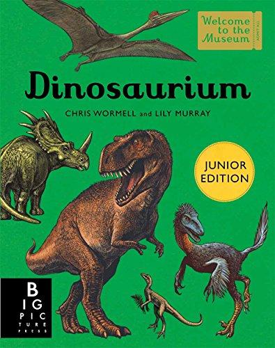 Dinosaurium (Welcome to the Museum) por Lily Murray