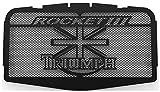 Mattes schwarzes Kühlerverkleidung/Kühlerabdeckung Rocket 3 Alle Modelle