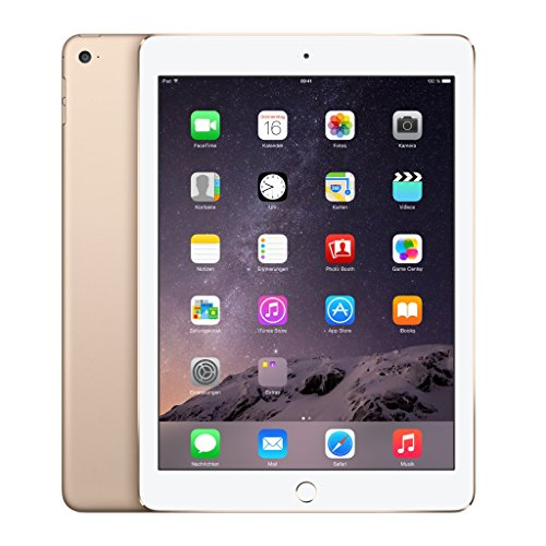 Apple iPad Air 2 64GB Wi-Fi : Gold (Refurbished)
