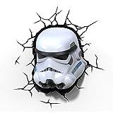 Star Wars Stormtrooper Light FX LED Kinderlampe Wandlampe - Nachtlicht