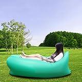 Handcuffs Outdoor Inflatable Camping Sofa/Air Sleeping Bed Laybag Sofa