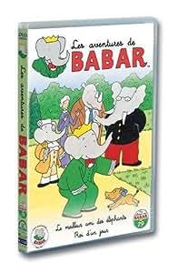 Les Aventures de Babar - 29 - Le meilleur ami des éléphants + Roi d'un jour