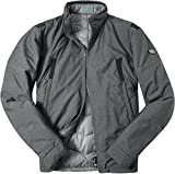 BOSS Green Herren Jacke Jack modisches Langarmoberteil Uni & Uninah, Größe: XL, Farbe: Grau