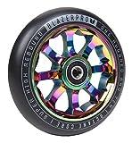Blazer Pro Octane Scooter Wheel x1 with ABEC-9 Neochrome.110mm