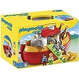 Playmobil 1.2.3 arca de Noe maletin