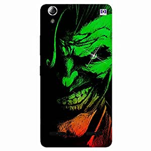 Irritated Man - Mobile Back Case Cover For Lenovo A6000