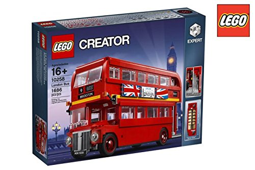 10258 Le bus londonien, LEGO Creator Expert