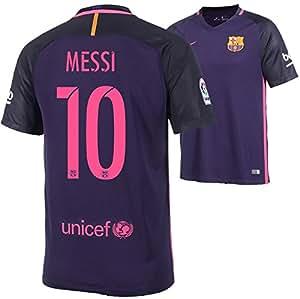 Trikot Nike FC Barcelona 2016-2017 Away (Messi 10, 128)