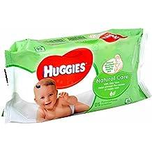 560 Paños de limpieza para la higiene bebés niños Huggies Unistar Toallitas
