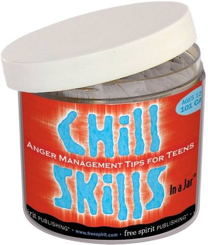 Chill Skills in a Jar: Anger Management Tips for Teens